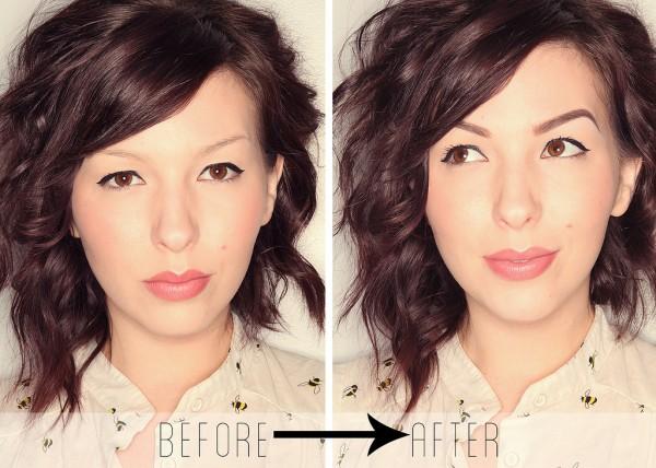 Как нарисовать идеальные брови: пошаговое руководство