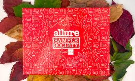 Allure Sample Society by Glambox N9. Обзор