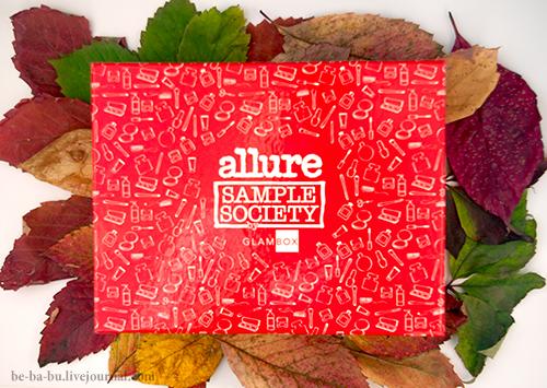 Allure Sample Society by Glambox N9. Обзор
