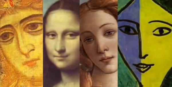 Как менялся образ женщины в портретах за последние 500 лет