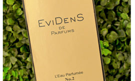 Evidens de Beaute — The Perfumed Water No.2. Отзыв, обзор, review