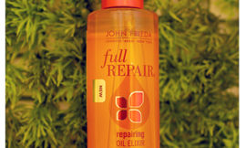 John Frieda Full Repair Repairing Oil Elixir — масло для укрепления волос. Отзыв, обзор, состав