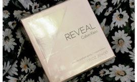 Calvin Klein — Reveal: каково это — пахнуть солью, перцем, морем и сексом? Обзор, отзыв.