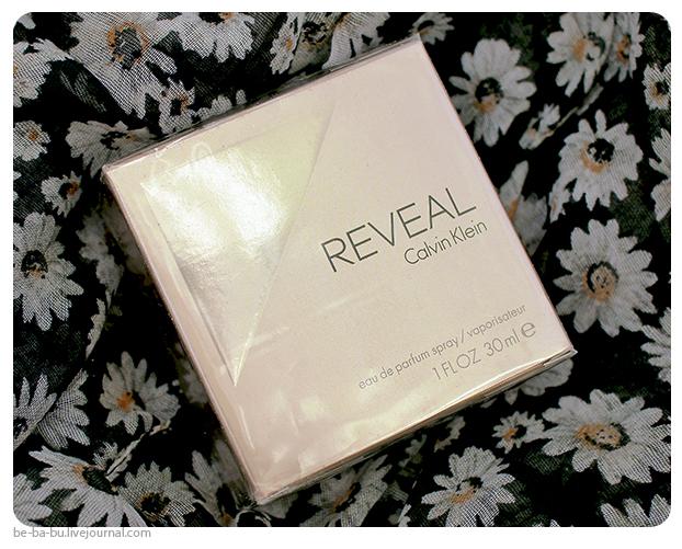 Calvin Klein - Reveal: каково это - пахнуть солью, перцем, морем и сексом? Обзор, отзыв.