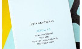 SkinCeuticals Serum 10 – Высокоэффективная сыворотка двойного действия. Отзыв, обзор, состав.