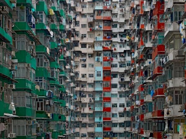 Как хранят вещи в Гонконге