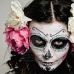 Мейкап-образы на Хеллоуин