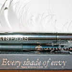 Anastasia Beverly Hills Covet Waterproof Eyeliner (Lavish) + Ellis Faas Mascara (E401, Black). Отзыв