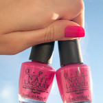 OPI Don`t Know…Beets Me! vs OPI La Paz-Itively Hot. Обзор. Свотчи.