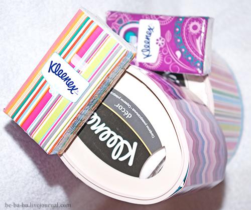 Конкурс от Kleenex