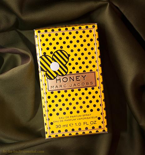 Marc Jacobs - Honey. Обзор. Review