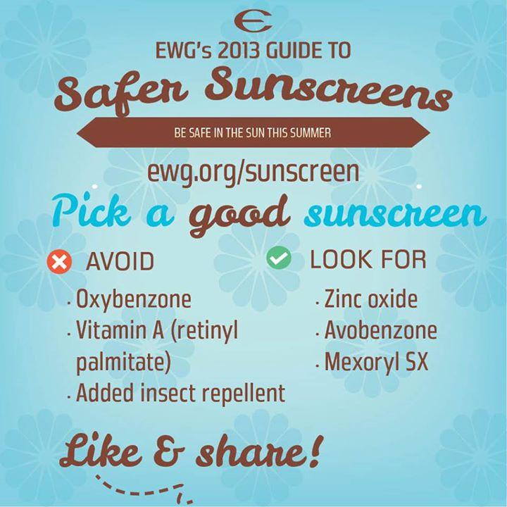 sunscreen spf защита от солнца вред польза