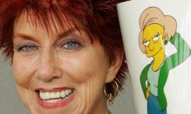 Inspiring stories: Марсия Уоллес — голос Эдны Крабаппл в «Симпсонах»