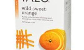 Любопытное с Iherb – Tazo Teas, Wild Sweet Orange, Herbal Tea. Отзыв.