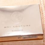 Mai Couture – Blush Papier A La Carte, Uptown. Отзыв.
