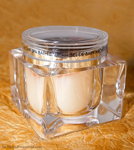 La Ric Aroma Spa Peeling America - Пилинг-уход для рук и тела Америка La Ric. Отзыв. Review