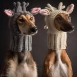Тренд осени: объемные вязаные шапки. Часть 2: Band of Outsiders – креативный подход к аксессуарам