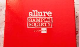 Allure Sample Society by Glambox N11. Обзор.