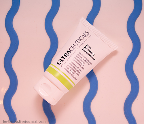 Ultraceuticals - Ultra Balancing Gel Cleanser. Отзыв. Review