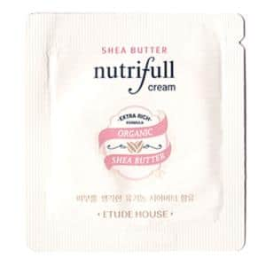Etude House Nutrifull Shea Butter Sleeping Pack. Отзыв