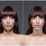 Почему левая половина лица красивее правой?
