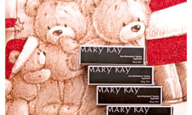 Mary Kay. True Dimensions — Natural Beaute, Sienne Brulee, Firecracker, First Blush, Tuscan Rose.