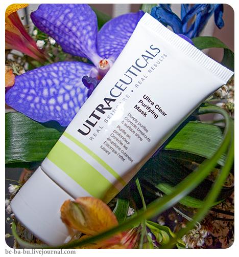 Ultraceuticals — Ультра-очищающая маска Ultra Clear Purifying Mask. Обзор, отзыв.