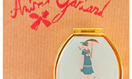 """Бальзам-блеск """"Девушка на берегу океана"""" от Andrea Garland. Обзор, отзыв."""