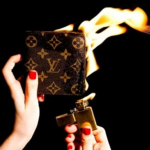 Louis Vuitton ежегодно сжигает все непроданные сумки