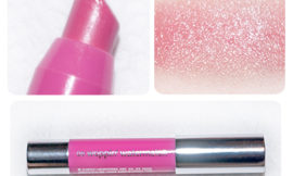Clinique Chubby Stick Moisturizing Lip Colour Balm – Woppin' Watermelon. Отзыв, обзор, свотчи.