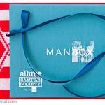 Allure Sample Society by GlamBox – ManBox. Отзыв, обзор.