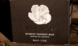 Маска для интенсивного ухода Intensive Treatment Mask Vetia Floris. Отзыв