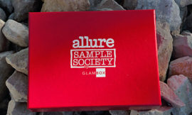 Allure Sample Society by Glambox N6. Обзор