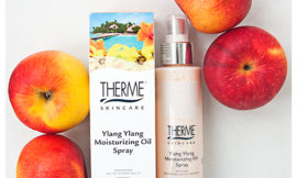 Ylang Ylang Moisturising Oil Spray от Therme. Отзыв, обзор.