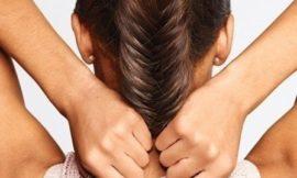 DIY: Как заплести косу-колосок