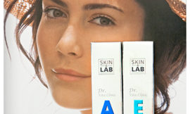 Skin&Lab — Е plus moisturizing cream, A plus lifting cream. Обзор, отзыв.