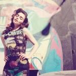 """Эмилия Кларк (Дейенерис Таргариен из """"Игр престолов"""") в необычной фотосессии"""