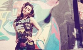 Эмилия Кларк (Дейенерис Таргариен из «Игр престолов») в необычной фотосессии