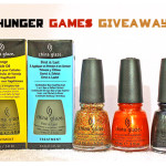 Hunger Games Giveaway