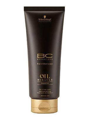 Schwarzkopf BC Bonacure Hairtherapy Oil Miracle Shampoo vs шампунь «Яичный желток» от Белита