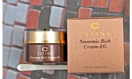 Cefine Nanomic Rich Cream-EG – Интенсивный омолаживающий крем. Отзыв, обзор.