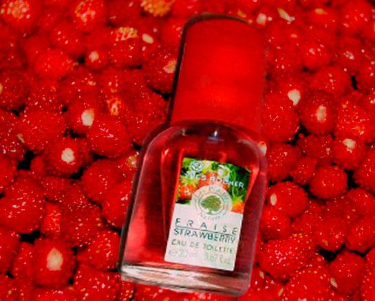 """Ягодно-фруктовый флешмоб: Гель для ванны и душа """"Лесная Земляника"""" от Yves Rocher"""