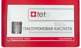 100% гиалуроновая кислота от Tete Cosmeceutical. Обзор, отзыв.