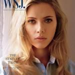Скарлетт Йоханссон на обложке апрельского WSJ Magazine