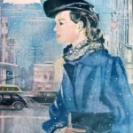 Журнал мод 1945 года, или о чем мечтали наши бабушки
