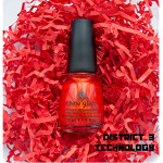 China Glaze Hunger Games Collection – Riveting. Обзор, отзыв.