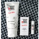 Toitbel Swiss Herbs Edelweiss Body Lotion,  Sensitive Lip Balm. Обзор, отзыв.