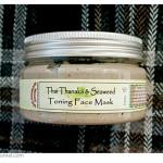 """Маска для лица """"Танака и морские водоросли"""" от Lemongrass House. Обзор, отзыв."""
