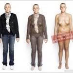 Голые люди: что или кто на самом деле скрывается под одеждой?