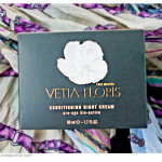 Vetia Floris Conditioning Night Cream. Отзыв, обзор.